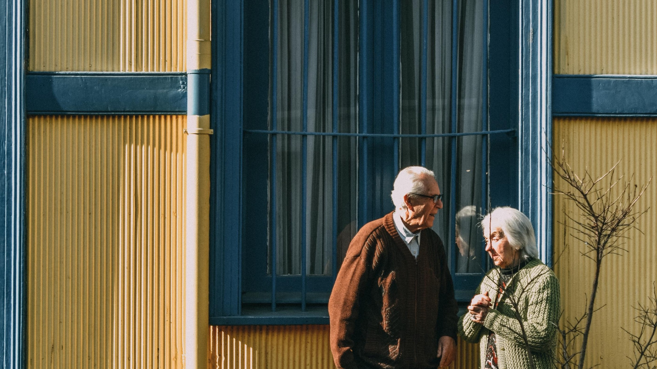 Elderly Parents in Aged Care